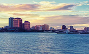 West Palm Beach city photo