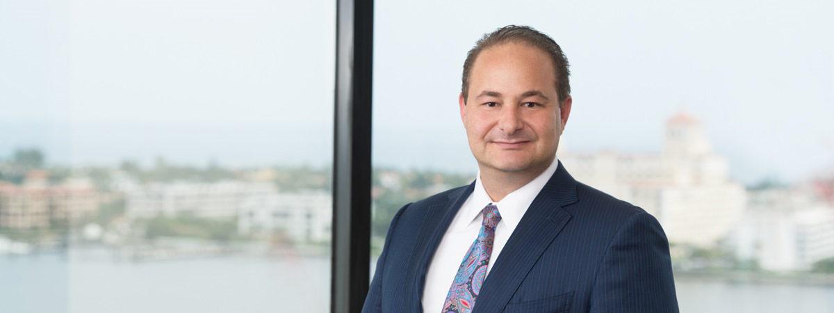Andrew J. Baumann attorney photo