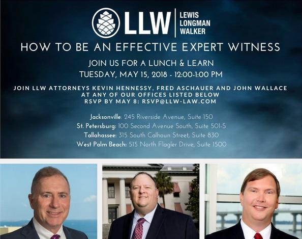 Expert Witness Invite (00972133xBA9D6)